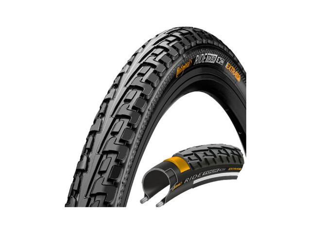 Continental Ride Tour - Pneu vélo - 26 x 1,75 pouces rigide noir